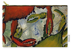 Dueling Crabs Carry-all Pouch