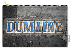 Dumaine Carry-all Pouch