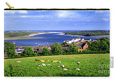 Dundrum Bay In County Down Ireland Carry-all Pouch by Nina Ficur Feenan