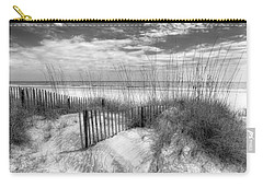 Dune Fences Carry-all Pouch by Debra and Dave Vanderlaan