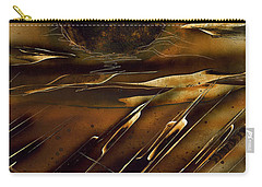 Carry-all Pouch featuring the painting Dunes by Jason Girard