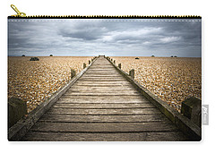 Dungeness Beach Walkway Carry-all Pouch