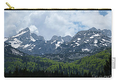 Durmitor National Park - Mountain Peaks Carry-all Pouch by Phil Banks