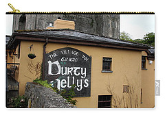 Durty Nellys And Bunraty Castle Carry-all Pouch by Christiane Schulze Art And Photography