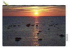 Dusk At Kettle Point Carry-all Pouch