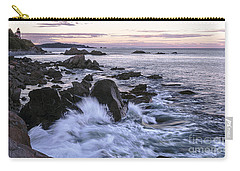 Dusk At West Quoddy Head Light Carry-all Pouch