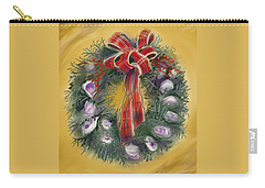 Duxbury Oyster Wreath Carry-all Pouch