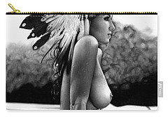 Eagle Carry-all Pouch by Pete Tapang