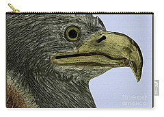 Eagle Poster Carry-all Pouch