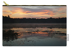 Eagle River Sunrise No.5 Carry-all Pouch