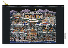 Eaglecrest Resort Carry-all Pouch