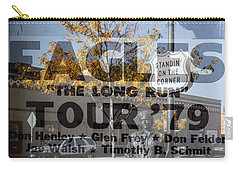 Eagles The Long Run Tour Carry-all Pouch