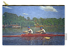 Eakins' The Biglin Brothers Racing Carry-all Pouch