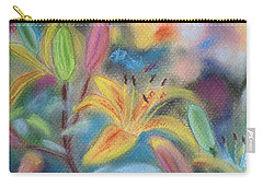 Early Arrival Lily Carry-all Pouch