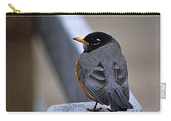 Early Bird Carry-all Pouch by Sharon Elliott