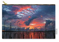 Early Dawns Light Carry-all Pouch by Roger Becker