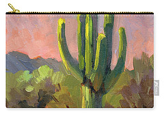 Early Light Carry-all Pouch by Diane McClary