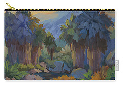 Early Light Indian Canyon Carry-all Pouch