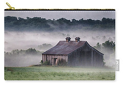 Early Morning In The Mist Standard Carry-all Pouch