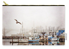 Early Morning Newport Oregon Carry-all Pouch