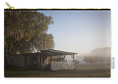 Early Morning On The Farm Carry-all Pouch by Lynn Palmer