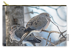 Early Mourning Carry-all Pouch by Cheryl Baxter