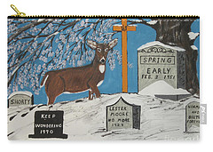 Early Spring Carry-all Pouch by Jeffrey Koss