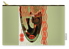 Earthy Woman Carry-all Pouch
