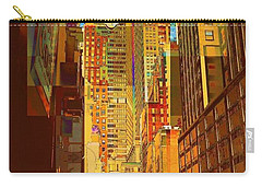 East 45th Street - New York City Carry-all Pouch
