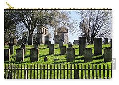 Carry-all Pouch featuring the photograph East Hampton  by Ed Weidman
