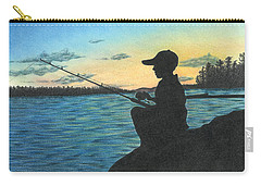 East Pond Carry-all Pouch