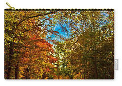 East Texas Back Roads Hdr Carry-all Pouch