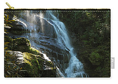 Eastatoe Falls North Carolina Carry-all Pouch by Charles Beeler