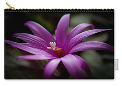 Carry-all Pouch featuring the photograph Easter Rose by Steven Milner