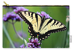 Eastern Tiger Swallowtail Butterfly 2014 Carry-all Pouch
