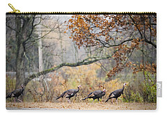 Eastern Wild Turkey  Carry-all Pouch