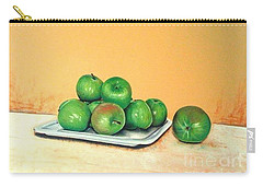 Eat Green Carry-all Pouch