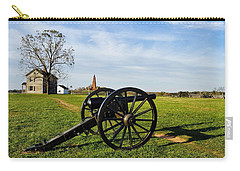 Echoes Of The Past 2 Carry-all Pouch by Jean Goodwin Brooks