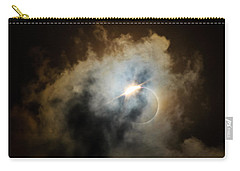 Eclipse Diamond Ring Carry-all Pouch