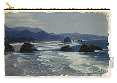 Ecola Sea Stacks Carry-all Pouch