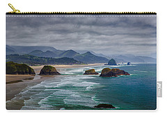 Ecola Viewpoint Carry-all Pouch by Rick Berk