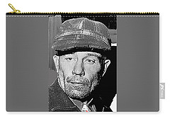 Ed Gein The Ghoul Who Inspired Psycho Plainfield Wisconsin C.1957-2013 Carry-all Pouch