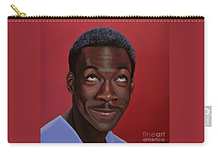 Eddie Murphy Painting Carry-all Pouch