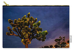Edge Of Town Carry-all Pouch by Angela J Wright
