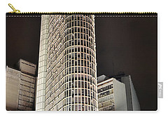 Edificio Italia By Night Carry-all Pouch