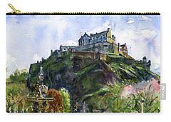 Edinburgh Castle Scotland Carry-all Pouch