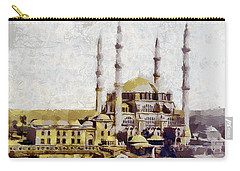 Edirne Turkey Old Town Carry-all Pouch