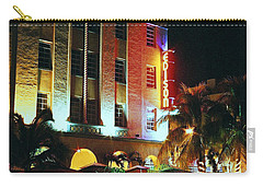 Edison Hotel Film Image Carry-all Pouch