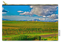 Edna Wineries Ca Carry-all Pouch