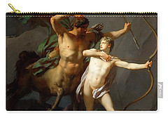 Education Of Achilles Carry-all Pouch